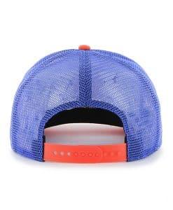 dd23f5c1 New York Mets Women's 47 Brand Blue Glimmer Captain Adjustable Hat