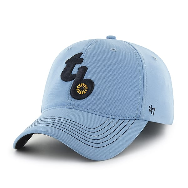Tampa Bay Rays Game Time Closer Columbia 47 Brand Stretch Fit Hat