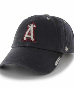 Los Angeles Angels Ice Navy 47 Brand Adjustable Hat
