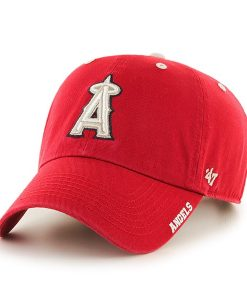 Los Angeles Angels Ice Red 47 Brand Adjustable Hat