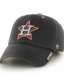 Houston Astros Ice Charcoal 47 Brand Adjustable Hat