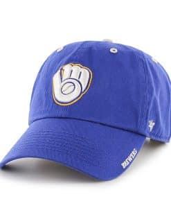 Milwaukee Brewers Ice Royal 47 Brand Adjustable Hat