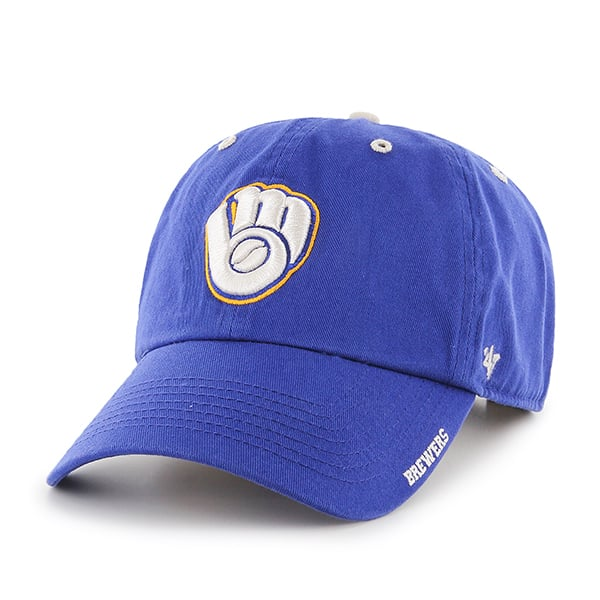 Milwaukee Brewers Ice Royal 47 Brand Adjustable Hat