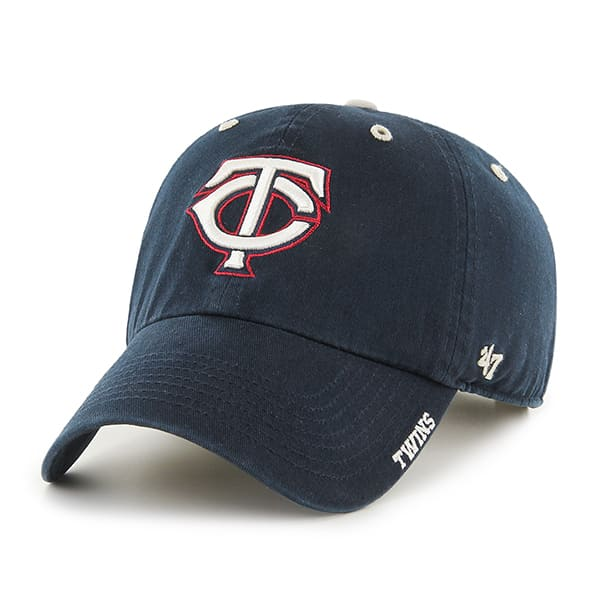 Minnesota Twins Ice Navy 47 Brand Adjustable Hat