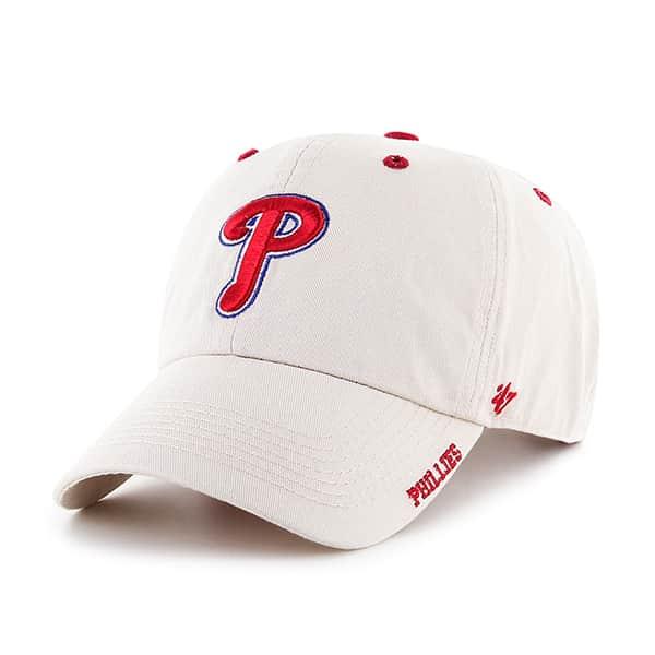 Philadelphia Phillies Ice Natural 47 Brand Adjustable Hat