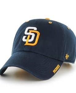 San Diego Padres Ice Navy 47 Brand Adjustable Hat