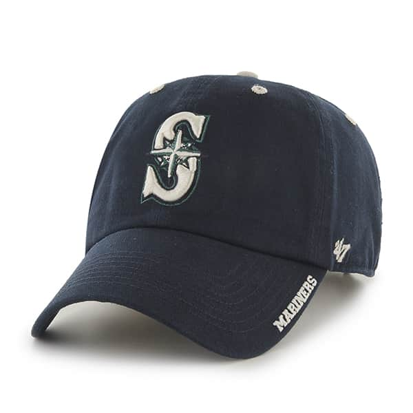 Seattle Mariners Ice Navy 47 Brand Adjustable Hat