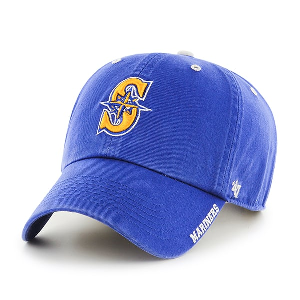 Seattle Mariners Ice Royal 47 Brand Adjustable Hat