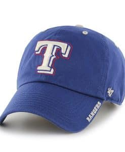 Texas Rangers Ice Royal 47 Brand Adjustable Hat