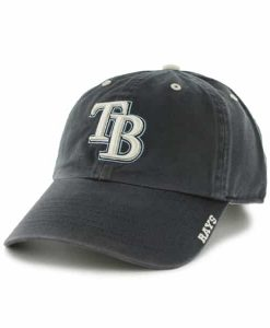 Tampa Bay Rays Ice Navy 47 Brand Adjustable Hat