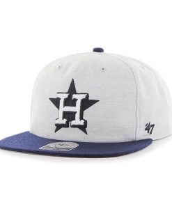Houston Astros Lakeview Captain Rf Gray 47 Brand Adjustable Hat
