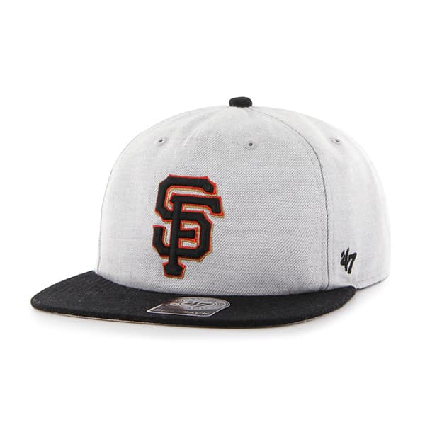 San Francisco Giants Lakeview Captain Rf Gray 47 Brand Adjustable Hat