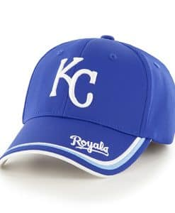 Kansas City Royals Mass Forest Royal 47 Brand Adjustable Hat