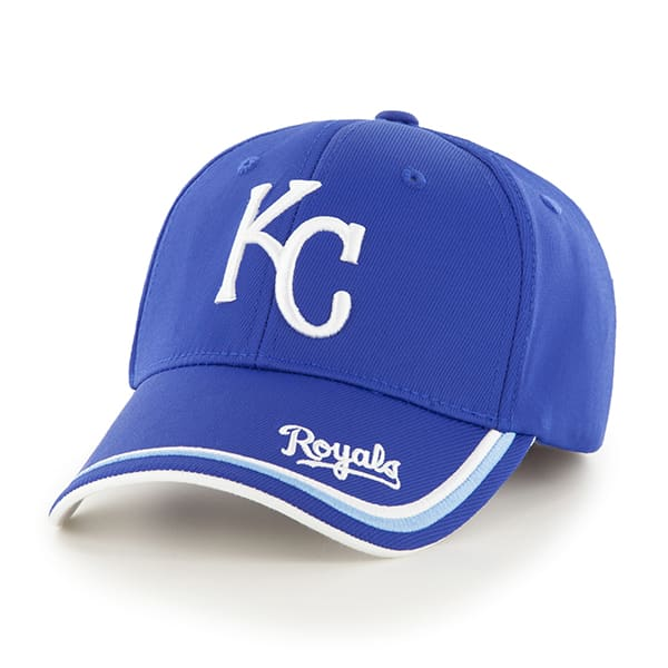 Kansas City Royals Mass Forest Royal 47 Brand Adjustable Hat