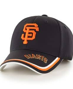 San Francisco Giants Mass Forest Black 47 Brand Adjustable Hat