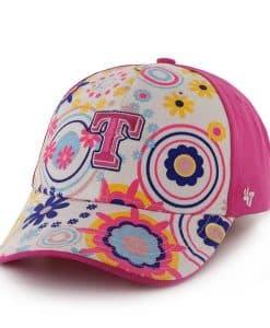 Texas Rangers Missy MVP Magenta 47 Brand TODDLER Hat