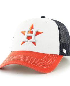 Houston Astros Mckinley Closer Navy 47 Brand Stretch Fit Hat