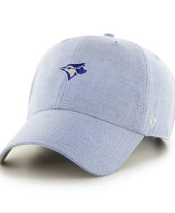 Toronto Blue Jays Monument Salute Clean Up Periwinkle 47 Brand Adjustable Hat