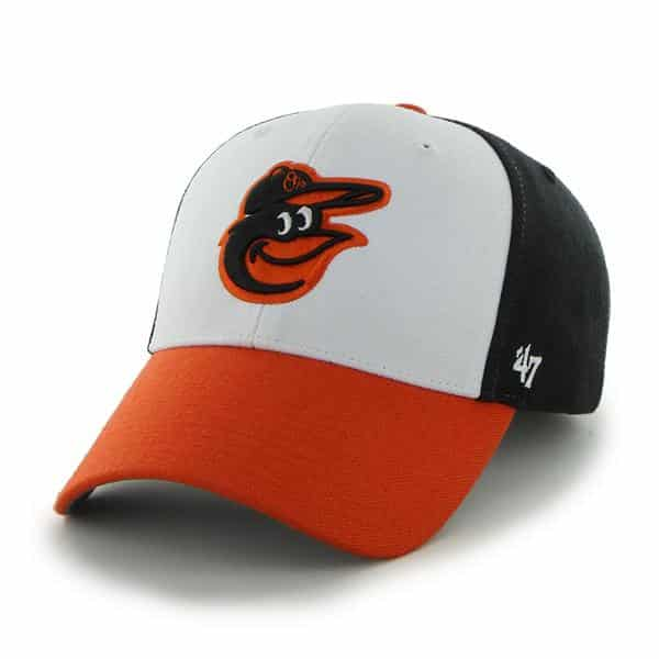 Baltimore Orioles MVP Home 47 Brand Adjustable Hat