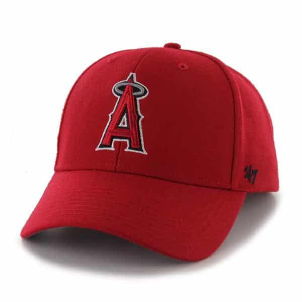 Los Angeles Angels MVP Home 47 Brand Adjustable Hat