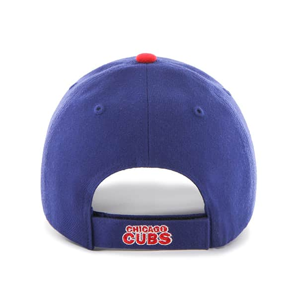 MVP Chicago Cubs royal 47 Brand Adjustable Cap
