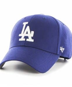 Los Angeles Dodgers MVP Home 47 Brand Adjustable Hat