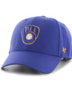 Milwaukee Brewers MVP Alternate 47 Brand Adjustable Hat