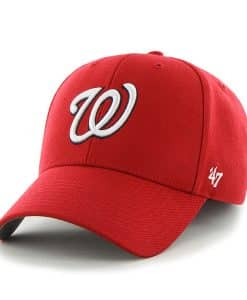 Washington Nationals MVP Home 47 Brand Adjustable Hat