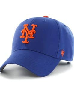 New York Mets MVP Home 47 Brand Adjustable Hat