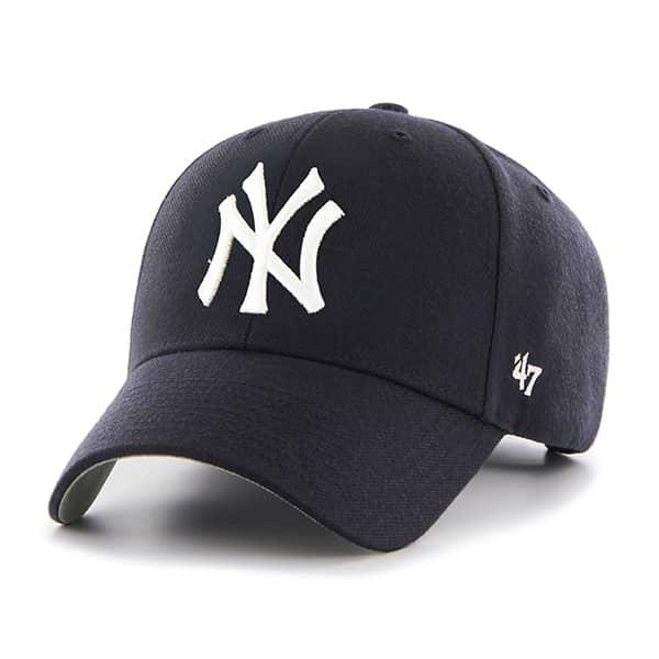 New York Yankees MVP Home 47 Brand Adjustable Hat