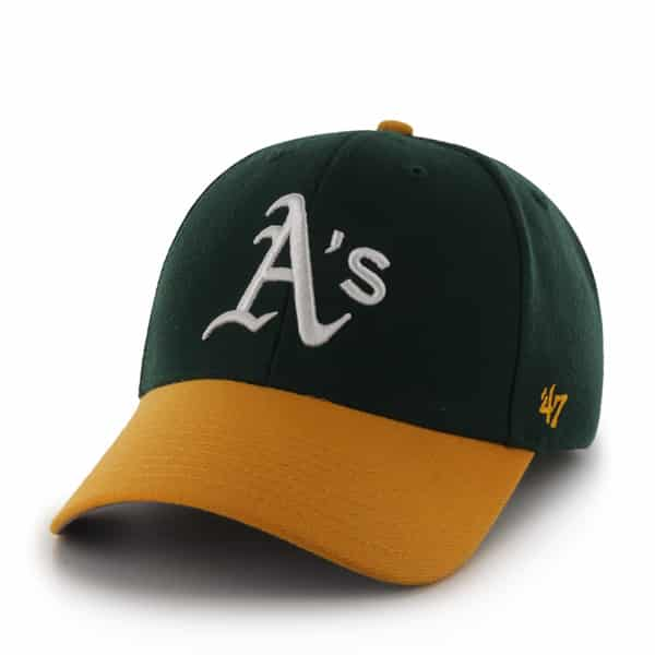 Oakland Athletics MVP Home 47 Brand Adjustable Hat