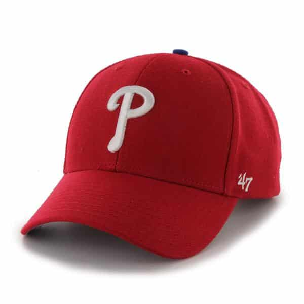 Philadelphia Phillies MVP Home 47 Brand Adjustable Hat