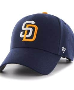 San Diego Padres MVP Home 47 Brand Adjustable Hat