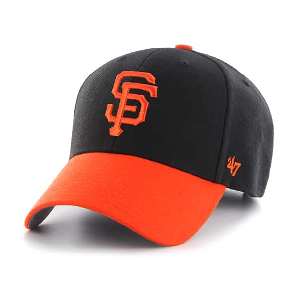 San Francisco Giants MVP Alternate 47 Brand Adjustable Hat