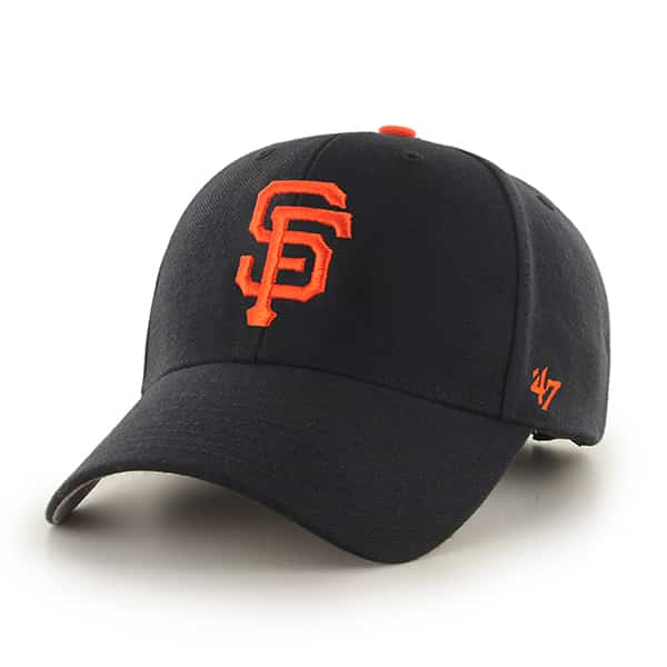 San Francisco Giants MVP Home 47 Brand Adjustable Hat