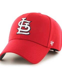St. Louis Cardinals MVP Home 47 Brand Adjustable Hat