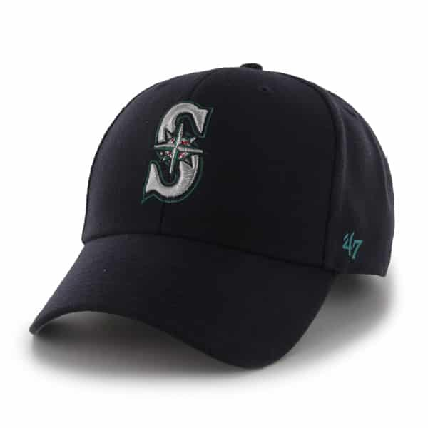 Seattle Mariners MVP Home 47 Brand Adjustable Hat