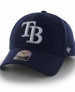 Tampa Bay Rays MVP Home 47 Brand Adjustable Hat
