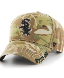 Chicago White Sox Myers MVP Multicam 47 Brand Adjustable Hat