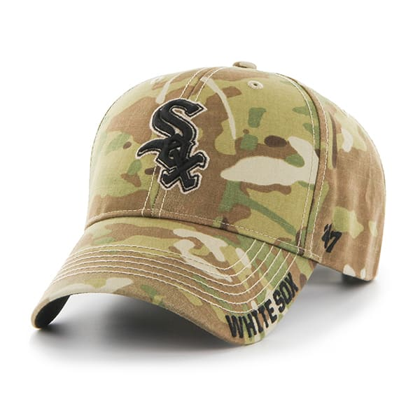 Chicago White Sox Myers MVP Multicam 47 Brand Adjustable Hat