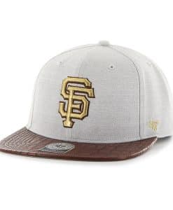 San Francisco Giants Orinoco Captain Gray 47 Brand Adjustable Hat