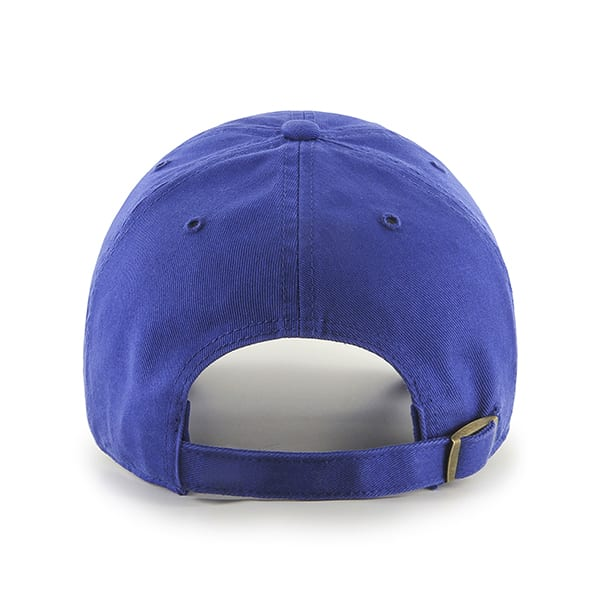 a5d3aa35d34 Los Angeles Dodgers Pride Clean Up Royal 47 Brand Adjustable Hat. Los ...