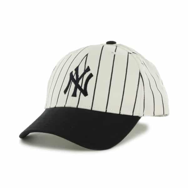 5062a1026db4a New York Yankees Pinstriper White 47 Brand INFANT Hat - Detroit ...