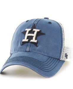 Houston Astros Rockford Closer Dyer 47 Brand Stretch Fit Hat