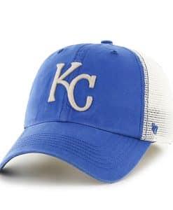 Kansas City Royals Rockford Closer Montego 47 Brand Stretch Fit Hat