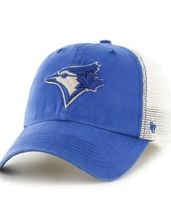 Toronto Blue Jays Rockford Closer Montego 47 Brand Stretch Fit Hat