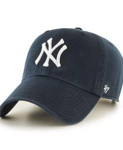 New York Yankees Rebound Clean Up Navy 47 Brand Adjustable Hat