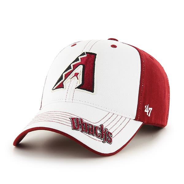 Arizona Diamondbacks Revolution Razor Red 47 Brand KID Hat