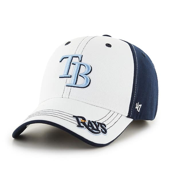 Tampa Bay Rays Revolution Navy 47 Brand KID Hat