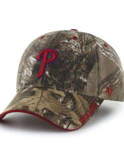Philadelphia Phillies Realtree Frost Realtree 47 Brand Adjustable Hat